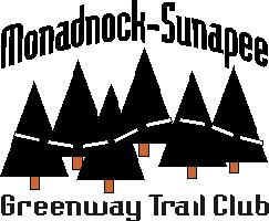 Monadnock-Sunapee Greenway Trail Club Logo